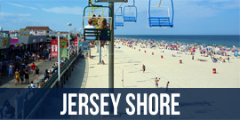 Jersey Shore Travel